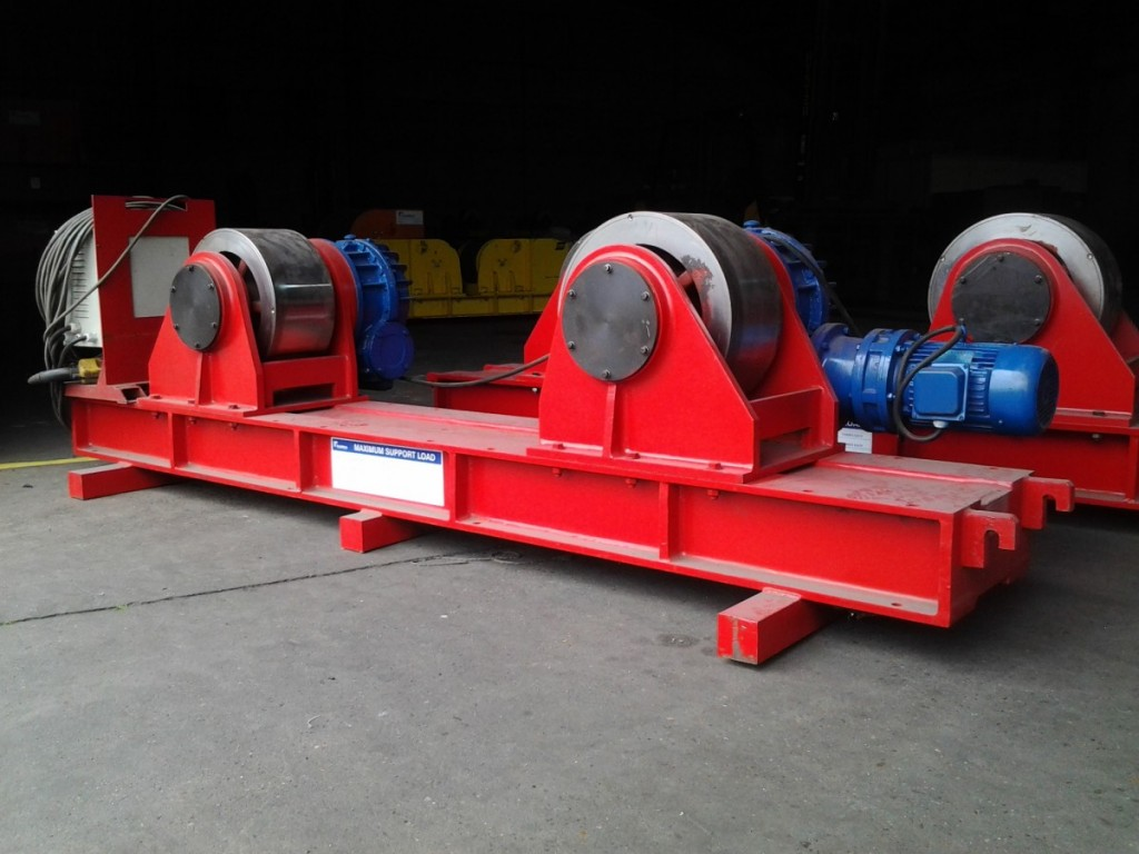 ROWAC TR2 Conventional Rotators set 60 tons