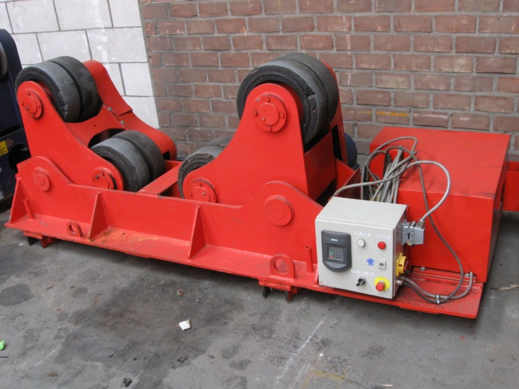Bode SAR 600 Rotators set 30 tons