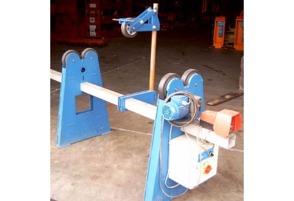 Rotators set with pushroll R500Kg