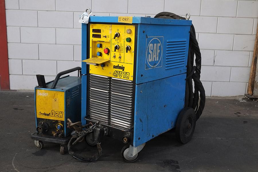 SAF MIG 475TR