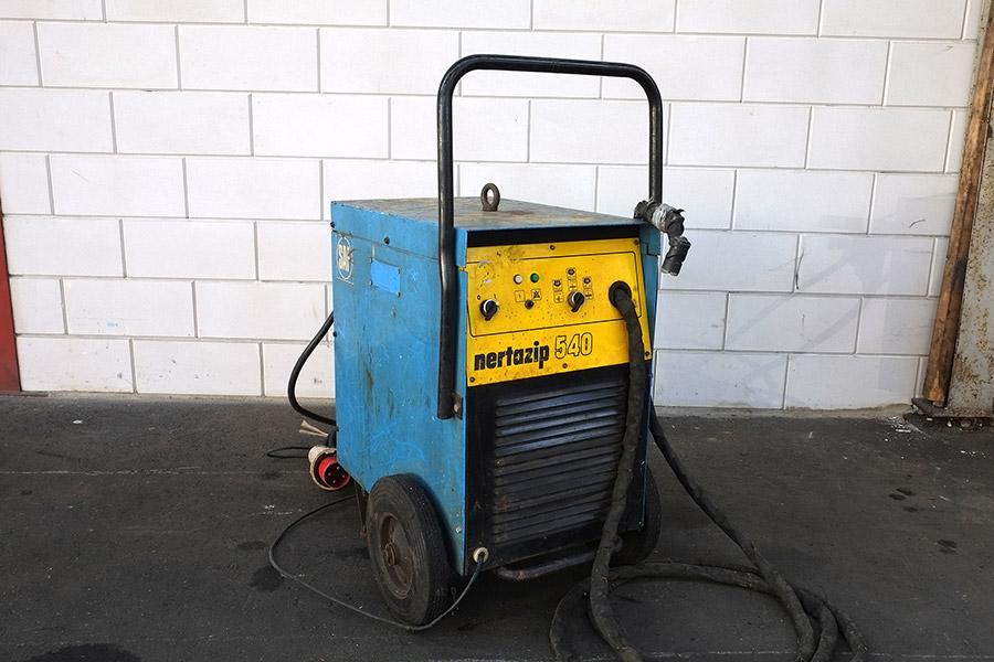 SAF Nertazip 540 Plasmacutter
