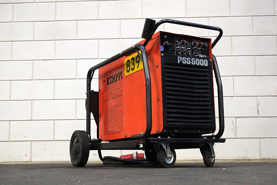 Kemppi PSS5000 TIG