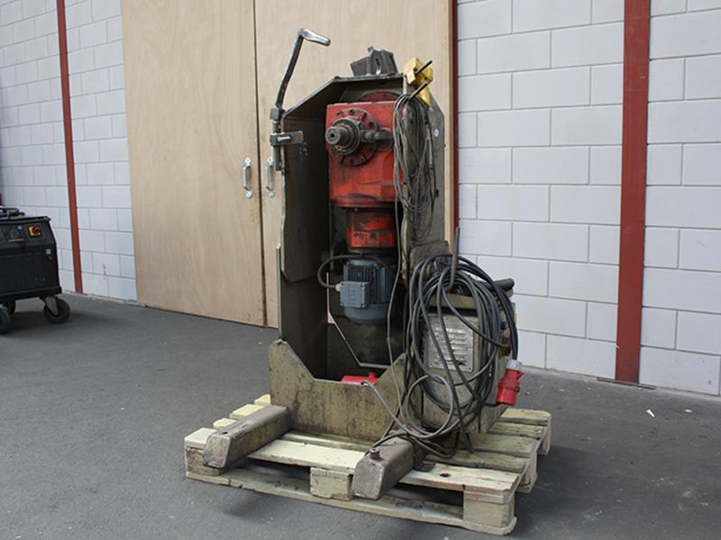 AK Techniek – VHMP 500 head manipulator